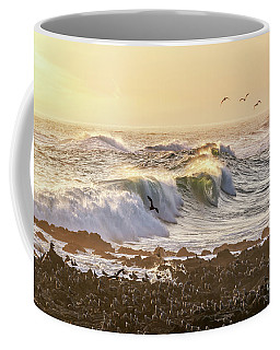 Pacific Ocean In Arica, Chile Coffee Mug
