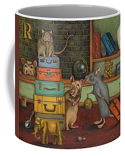 Pack Rat's Coffee Mug