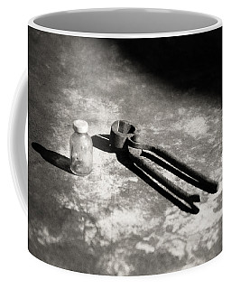 Coffee Mug featuring the photograph Painless Dentistry by Carl Young