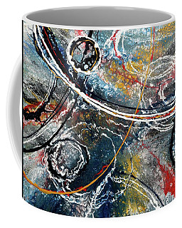 Paint Puddles Coffee Mug
