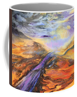 Paint Rock Texas Coffee Mug