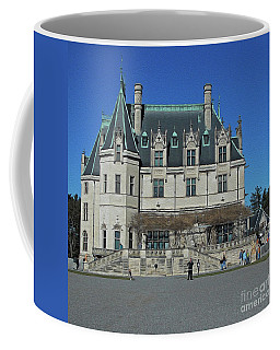 Painted Biltmore Coffee Mug