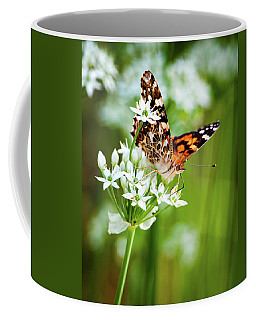 Painted Lady II Coffee Mug