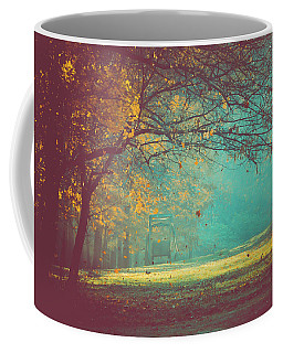 Painted Sunrise Coffee Mug