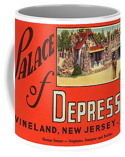 Palace Of Depression Coffee Mug