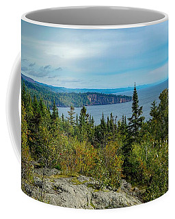 Palisade Head Coffee Mug