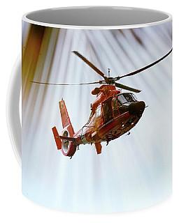 Palm Chopper Coffee Mug