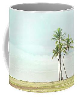 Palm Tree Cluster  Coffee Mug