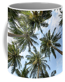Palms  Beach Coffee Mug
