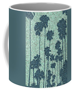 Palms Over Palisades No. 2 Coffee Mug