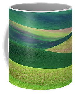 Palouse Abstract Coffee Mug