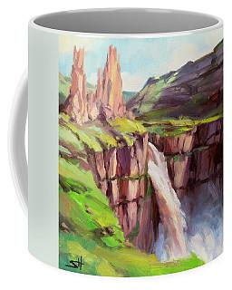 Palouse Falls Rush Coffee Mug