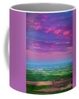 Palouse Fiery Dawn Coffee Mug
