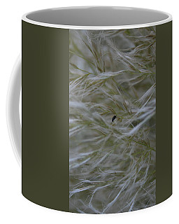 Pampas Grass And Insect Coffee Mug