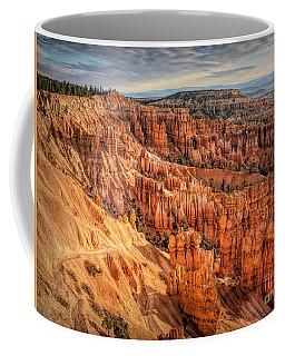 Panorama Bryce Canyon Utah  Coffee Mug