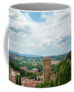 Florence From The Garden Of The Knight Coffee Mug