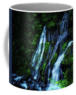 Panther Creek Falls Coffee Mug