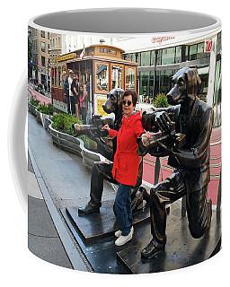 Paparazzi Dogs Coffee Mug