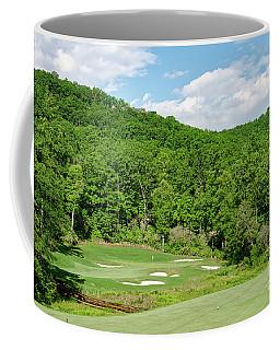 Par 3 Hole 16 Coffee Mug