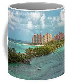 Paradise Island Bahamas Coffee Mug