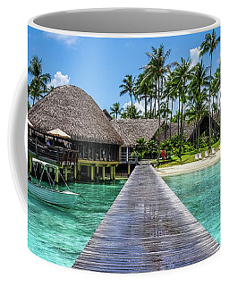 Rangiroa, Tuamotu - Paradise On Earth Coffee Mug