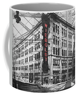 Paramount Wiebolts Red Coffee Mug