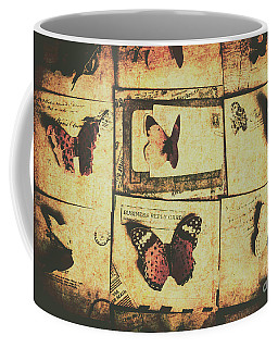 Parchment Post Carriers Coffee Mug