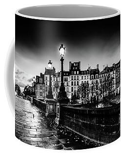Paris At Night - Pont Neuf Coffee Mug