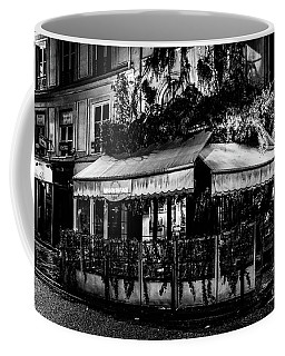 Paris At Night - Rue De Buci Coffee Mug