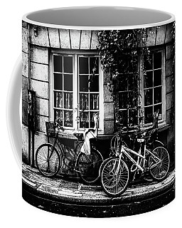 Paris At Night - Rue Poulletier Coffee Mug