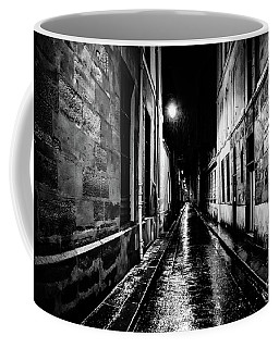 Paris At Night - Rue Visconti Coffee Mug