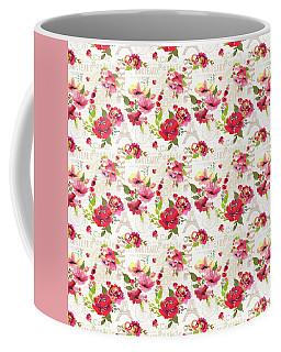 Paris Blossoms C Coffee Mug