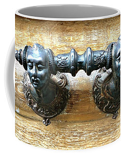 Paris Door Handle Coffee Mug