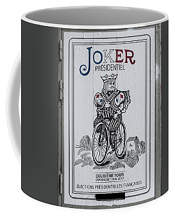 Paris Joker Coffee Mug