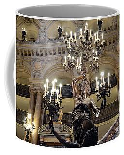 Paris Opera House Coffee Mugs Fine Art America