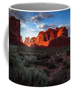 Park Avenue Sunset Coffee Mug