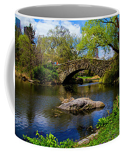 Park Bridge2 Coffee Mug