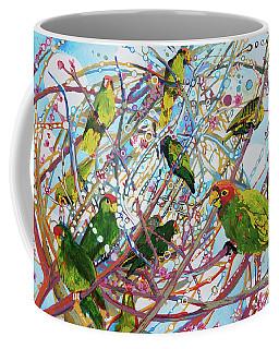 Parrot Bramble Coffee Mug
