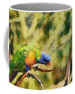 Parrot Paradise Coffee Mug