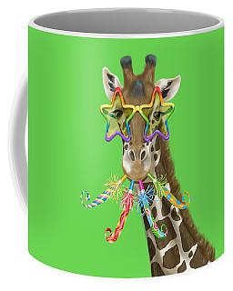 Party Safari Giraffe Coffee Mug