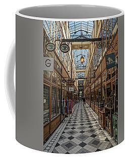 Passage Grand Cerf - Eyeglasses Shop Coffee Mug