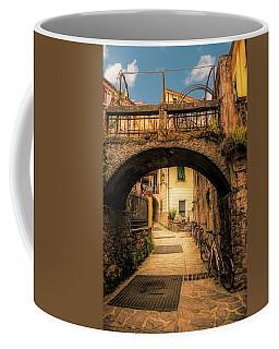 Passageway In Monterosso Coffee Mug