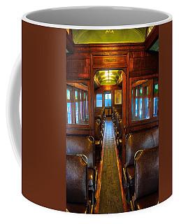 Passenger Train Memories Coffee Mug