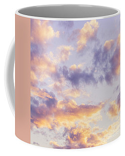Pastel Cloudscape Coffee Mug
