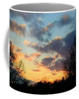 Pastel Sunset Coffee Mug