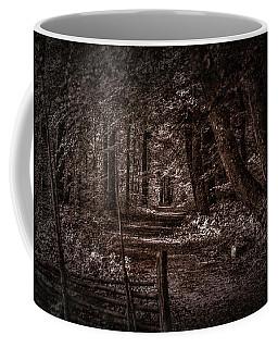 Path In Forest #i0 Coffee Mug