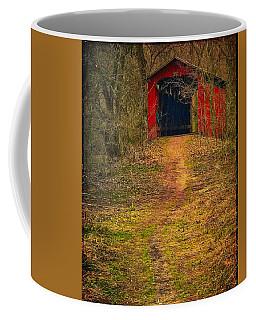 Path To Bridge Coffee Mug