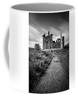 Path To Kilchurn Castle Coffee Mug