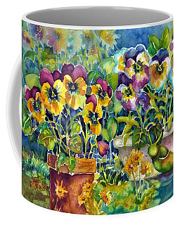 Patio Visitor Coffee Mug