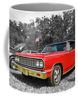 Patriotic 64 Chevy Chevelle Coffee Mug